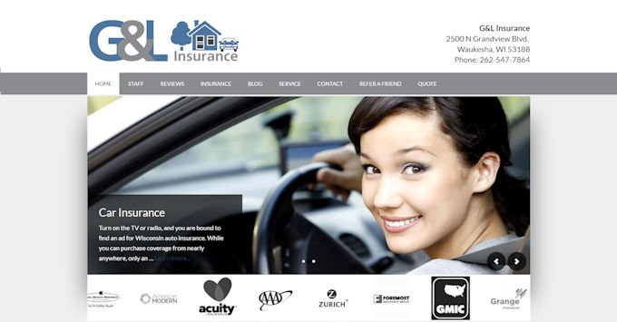 The all new G&linsurance.com